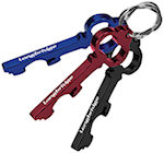 Key Shape Bottle Openers